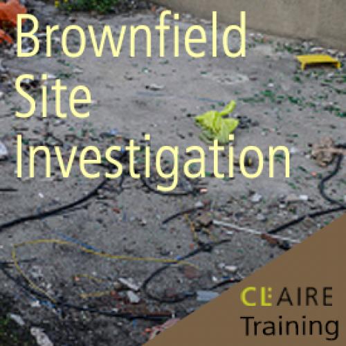 Brownfield Site Investigation