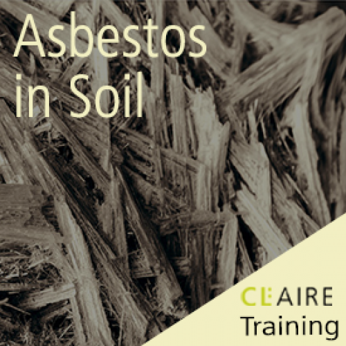 CL:AIRE Asbestos in Soil Training Dates - limited spaces at some venues