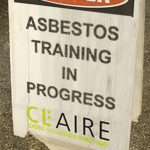 Industry-First CL:AIRE's Asbestos Awareness Training for Land Professionals - well received by leading brownfield industry firms